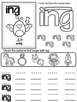 Need extra homework to work on specific skills? This packet focuses on primary skills such coloring rules, rhyming, and handwriting. Perfect for literacy stations, morning work, or homework, Your students will love practicing their coloring rules will firming up on sound identification.