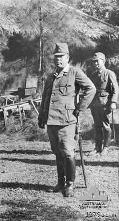 General  Tomoyuki Yamashita (photo Australian War Memorial)