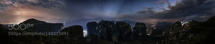 Popular on 500px : Meteora by johnsapnas