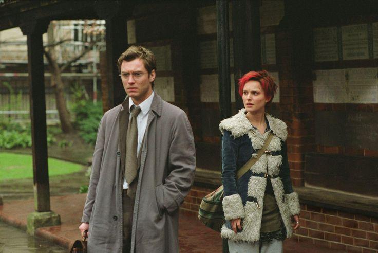 Jude Law and Natalie Portman