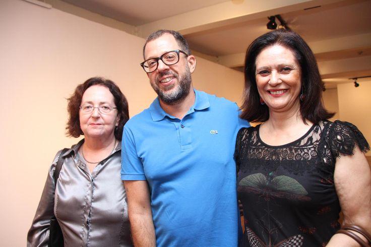 Vera Chaia, Fabio Cypriano e Silvana Totora