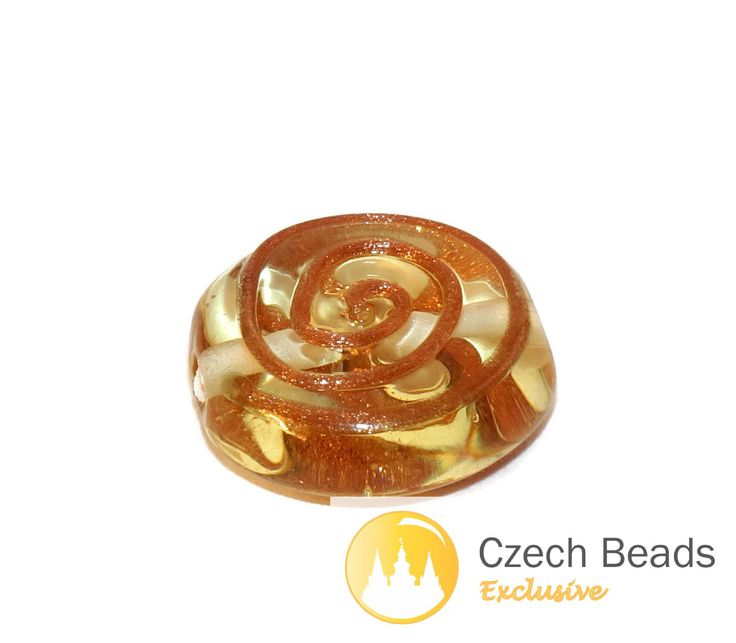 ✔ What's Hot Today: Yellow Gold Czech Glass Lampwork Set Handmade Artisan Beads Rondelle Round Tablet Shape Flat 16mm x 13mm 2pc https://czechbeadsexclusive.com/product/yellow-gold-czech-glass-lampwork-set-handmade-artisan-beads-rondelle-round-tablet-shape-flat-16mm-x-13mm-2pc/?utm_source=PN&utm_medium=czechbeads&utm_campaign=SNAP #CzechBeadsExclusive #czechbeads #glassbeads #bead #beaded #beading #beadedjewelry #handmade