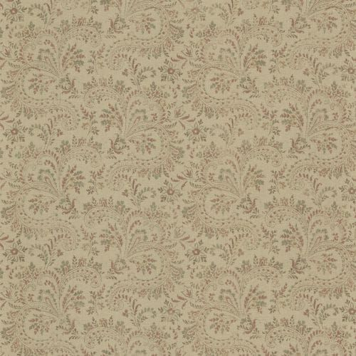 Brewster TLL01382 Sycamore Sage Paisley Wallpaper