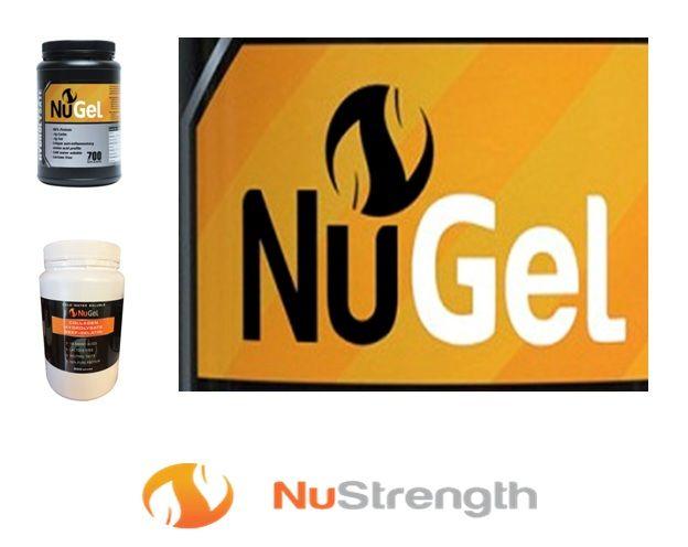 Number One Gelatin Supplier Australia - NuGel 700g by nustrength.deviantart.com on @DeviantArt