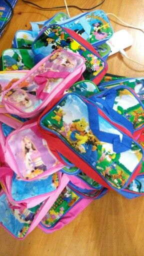 Goodybag for kids party