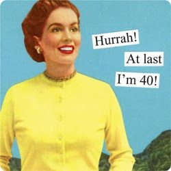 quotes about turning 40 - Google Search