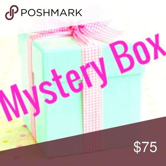 Plus Size Mystery Box! 5 items! Size 2X / XXL PLEASE KEEP IN MIND THIS IS A MYSTERY BOX   Box will include 5 items marked with a size 2X or XXL on the tag (measurements vary by brand). All items in good used condition.  Box may include shirts, pants, shorts, etc.  Feel free to reposh any items you receive!   ATTENTION:  Please do not hesitate to contact me with any questions.  Please do not leave negative feedback if you are unsatisfied with any colors, prints or styles that have been sent…