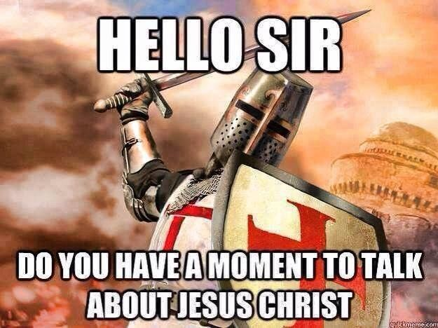 And this accurate meme referencing the crusades: | 22 Things You'll Only Find Funny If You're A History Nerd