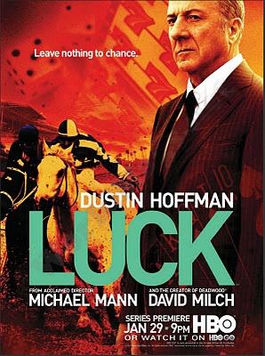 Deadwood,John Fom Cincinnati,Luck...Tiercé dans l'ordre