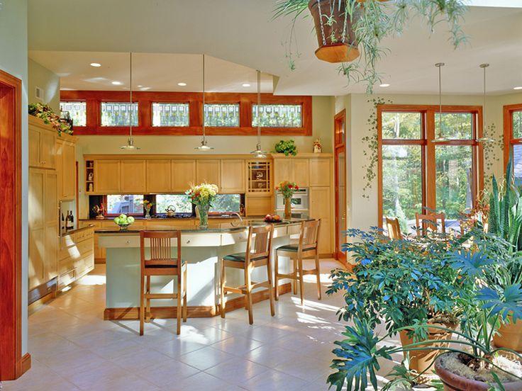 Modern Kitchen Floor Plan 200 best open floor plans images on pinterest   house plans and