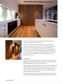 Light Home Magazine : Light Home Summer Issue 2011, Page 100