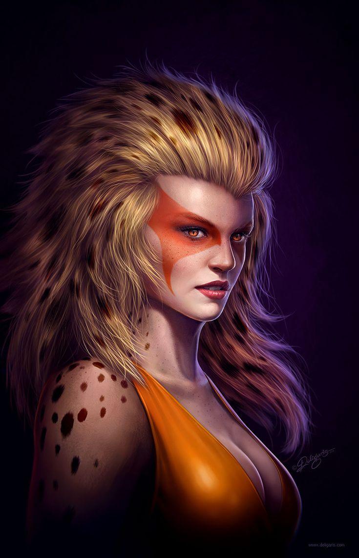 Cheetara - Fan art by Deligaris.deviantart.com on @deviantART