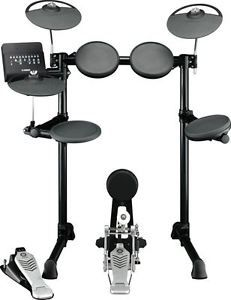 Buy Yamaha DTX450K Electronic Drum Kit with Kick Pedal Electric Drum Set NEW