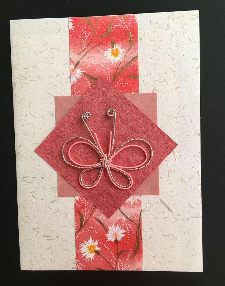 Добрым утром, украшение открытки оригами