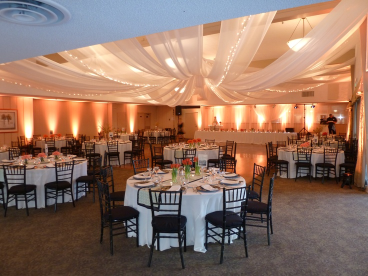 ceiling up lighting. reception up lighting and drapery we can make wedding are based in tuscany italy ceiling