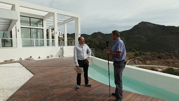 Monte Mayor villa for sale update. First occupation license has now been applied for