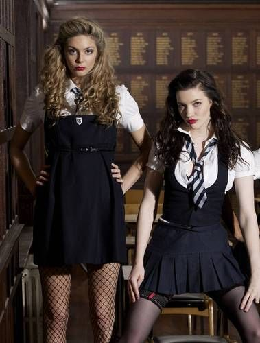 Photo of photoshoots for fans of St. Trinian's 2.