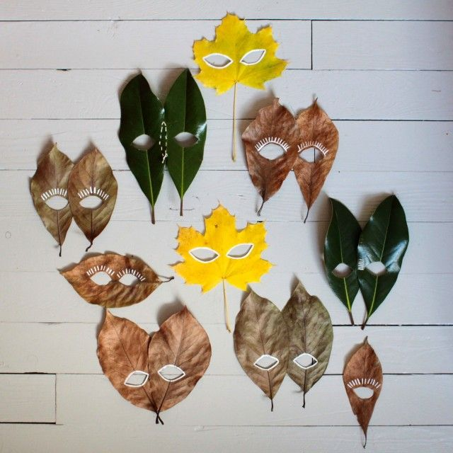 leaf peepers by Kirsten Rickert.
