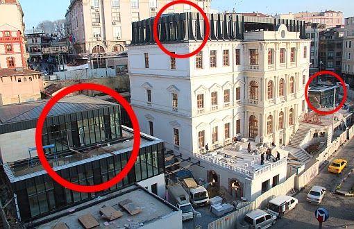 Beyoğlu Belediyesi Kendi Binasındaki Restorasyonla Tarihi Hiçe Saydı http://www.baskahaber.org/2014/02/beyoglu-belediyesi-kendi-binasndaki.html