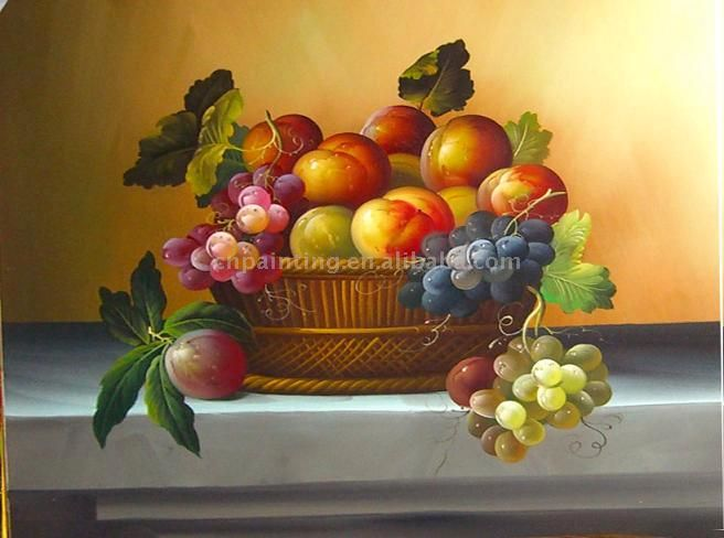 Oil Paintings Of Fruit | fruit r oil painting