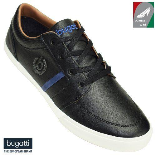 Bugatti férfi cipő 322-30401-5000-1000 fekete