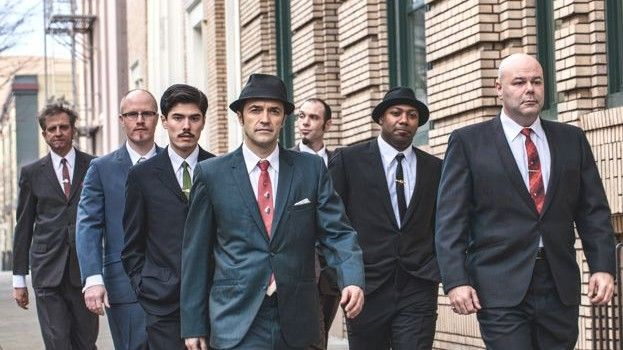 """New Release """"White Teeth, Black Thoughts"""" by Cherry Poppin' Daddies - Swing DJ Resources #CherryPoppinDaddies #NeoSwing"""