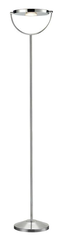 "Sanford 71"" LED Torchiere Floor Lamp"
