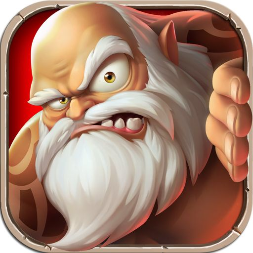 League of Angels by Youzu Games Hongkong Limited on #iconagram. Iconagram, a gallery of iOS and OSX App Icons.