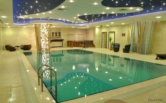 Büyükçekmece Anka Fitness & SPA Merkezi'nde, Aromatherapy Masajı + Pilates ve Zumba Dersleri + Havuz + Jakuzi + Buhar Odası + Türk Hamamı + Şok Duşlar + Dinlenme Odası + İçecek 110 TL Yerine Sadece 49 TL! - Firsat.me