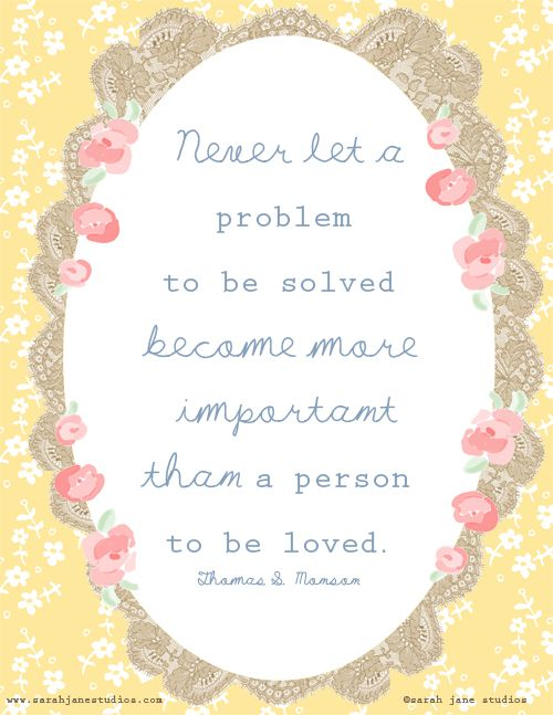 Thomas S. MonsonWords Of Wisdom, Remember This, Inspiration, Sweets Quotes, Little People, Deep Thoughts, So True, Favorite Quotes, Wise Words