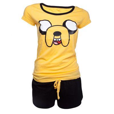 Adventure Time - Jake meiden shortama/sh