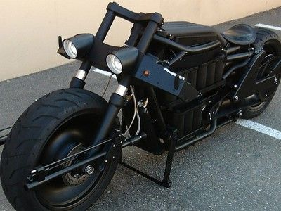 Batman's badass 'Batpod' electric motorcycle for sale on eBay, only $27,500