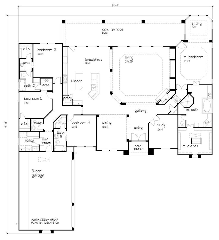 84 Best Vintage House Plans Images On Pinterest