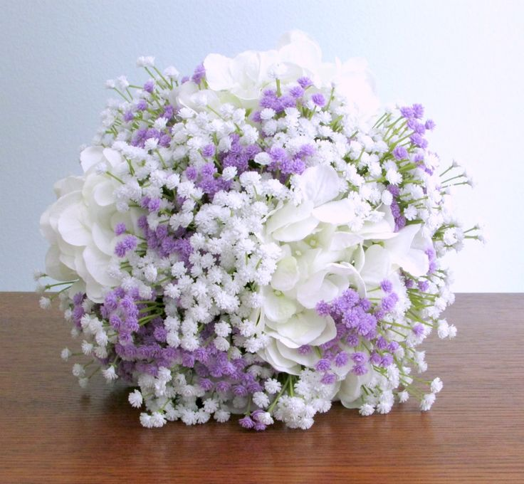Lavender Rose Gypsophila Bridal Bouquet: 1000+ Ideas About Gypsophila Bouquet On Pinterest