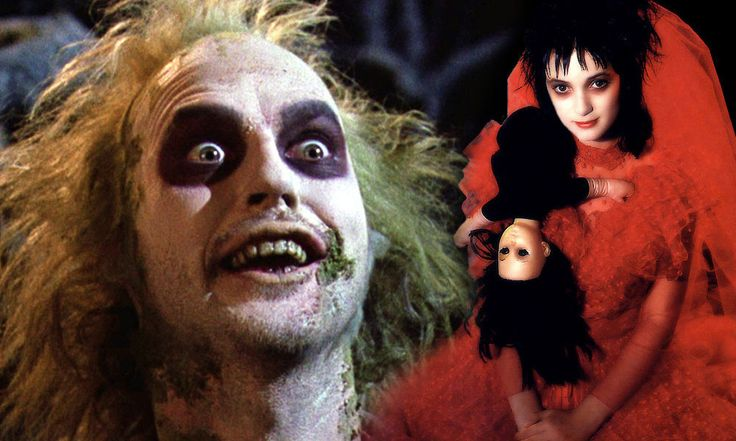 Beetlejuice, Beetlejuice, Beetlejuice! Director Tim Burton has confirmed that Beetlejuice 2 is happening and Winona Ryder is along for the ride!
