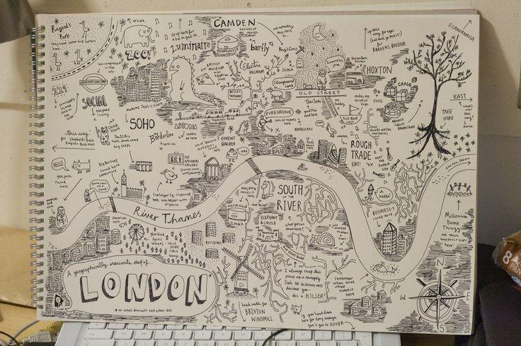 Alternative London Map