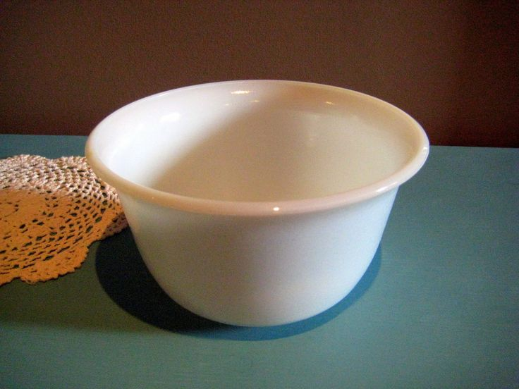 Milk Glass Bowl,Milk Glass Mixing/Serving Bowl,Vintage,Mid Century kitchen,Reto Bowl,Vintage Mixing Bowl at Designs By Willowcreek on Etsy by DesignsByWillowcreek on Etsy