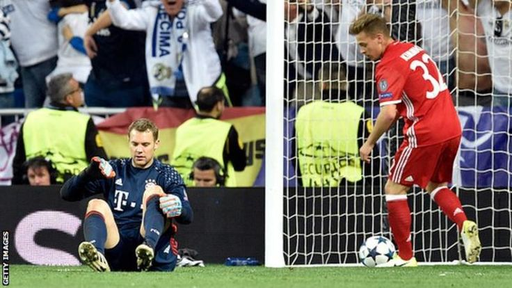 Bayern Munich goalkeeper Manuel Neuer will miss the rest of the season after fracturing his left foot during the Champions League quarter-final second-leg defeat by Real Madrid on Tuesday. www.infini88.com