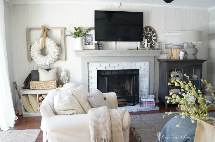 New Year New Room Challenge- Family Room Reveal