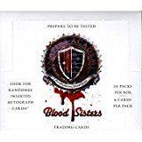#8: 2014 Leaf Vampire Academy 'Blood Sisters' box