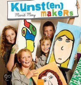 bol.com | Kunst(en)makers, Juf Marit | Boeken