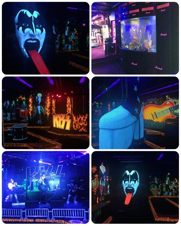 Kuss von Monster Minigolf Las Vegas nv