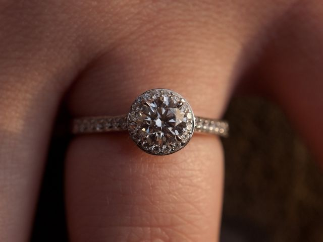 1000 images about Under 1 Carat Diamond Rings on Pinterest