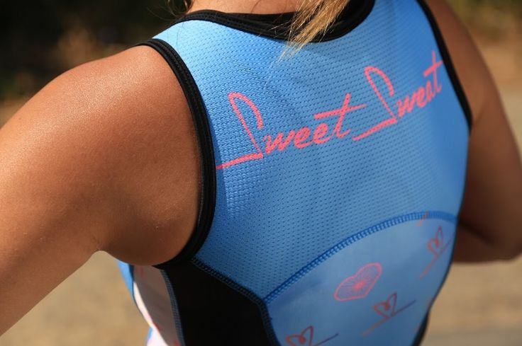 Trisuit Summer  Sweet Sweat