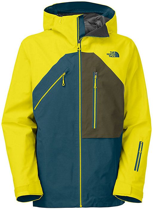 The North Face Free Thinker Jacket - Men's Ski Jacket - Skiing - Outerwear - Clothing - Clothes - Christy Sports - 2014