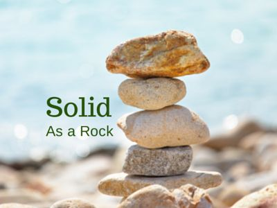 Solid as a rock - maintaining relationship and marriage quality in stepfamilies. www.steppingthrough.com.au