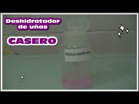 Minitruco: Cómo hacer deshidratador de uñas casero