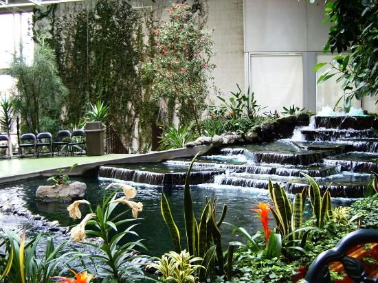 Perfect Robbie Goddard Sharing Small Garden Fountain Ideas And Awesome Related  Websites, No Affiliation. Beautiful, Botanic Indoor Garden Design Ideas ·  Modern Home ...