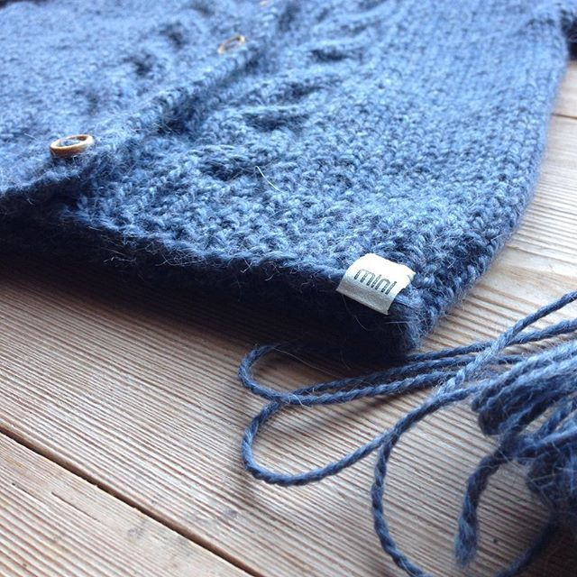 #minimalisma 100% soft #babyalpaca #italian #yarn #handknit - new #limitededition from #aw16  #scandinavian #kidsfashion #modepourenfants #kindermode