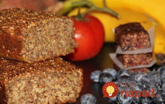 Ak sa snažíte schudnúť, pečiva sa nemusíte vzdávať celkom. Upečte si tento vynikajúci chlebík z kyslej smotany, ktorý nielen skvele chutí, ale pomôže vám aj zdravo schudnúť.
